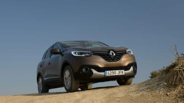 Renault Kadjar hilltop