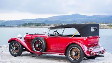 Lot 54 – 1928 Mercedes-Benz TYP S 26/120/180 Supercharged Sports Tourer