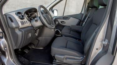 Nissan NV300 van cabin