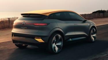 Renault Megane eVision - rear