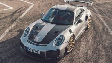 Porsche 911 GT2 RS - front static