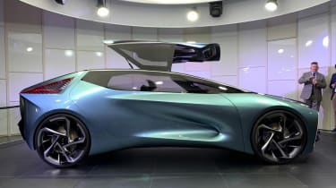Lexus LF-30 concept car show