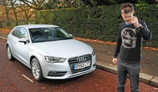 Audi A3 front static