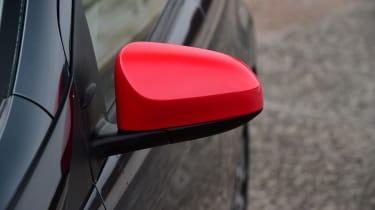 Toyota Aygo - mirrors
