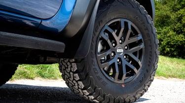 Ford Ranger Raptor - wheel