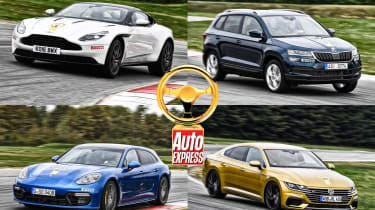 Golden Steering Wheel 2017 - header