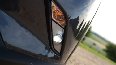 Mazda CX-3 - indicator light
