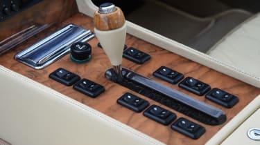 Aston Martin Lagonda - transmission