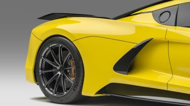 Hennessey Venom F5 rear wheel