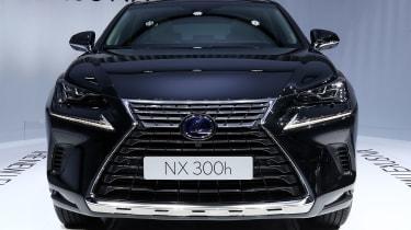Frankfurt - Lexus NX 300h - grille