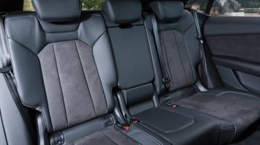 Audi Q8 - back seats