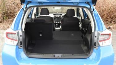 Subaru XV - boot