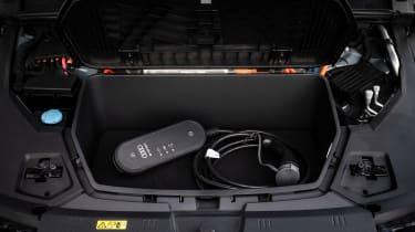 Audi e-tron - charging cable