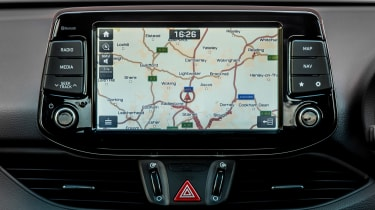 Hyundai i30 N-Line - infotainment