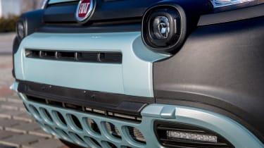 Fiat Panda Mild Hybrid - front detail