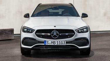 Mercedes C-Class All-Terrain - full front
