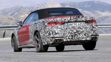 Audi S5 Cabriolet - spyshot 7