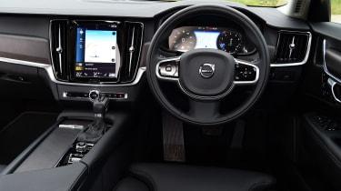 Volvo V90 Cross Country - dash