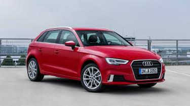 Audi A3 Sportback - front static