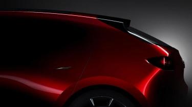 Mazda Concept 3 - Tokyo Motor Show 2017