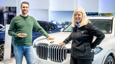 BMW SUVs feature - Rich and Sherry McCraw