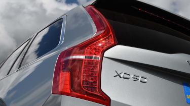 Volvo XC90 taillight