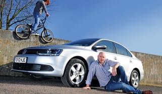 VW Jetta header