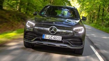 Mercedes GLC - full front