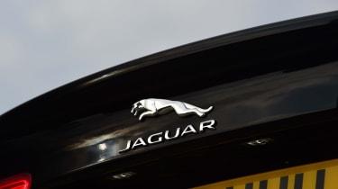 Jaguar XE - Jaguar Badge