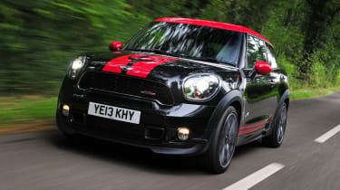 JCW Paceman is the most expensive car Mini now produces.
