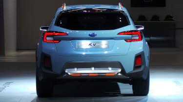 Subaru XV concept - show rear