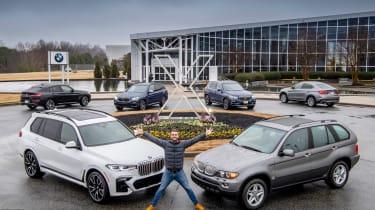 BMW SUVs feature - header