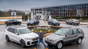 BMW SUVs feature - header
