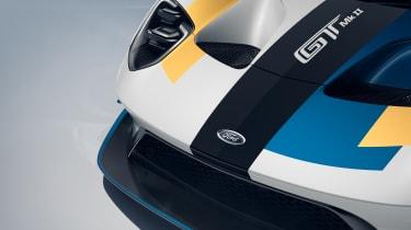 Ford GT Mk II - bonnet