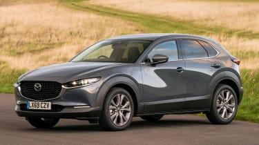 Mazda CX-30 - front 3/4 static