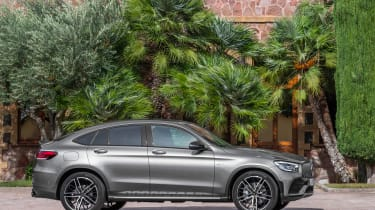 Mercedes-AMG GLC 43 Coupe 2019 facelift