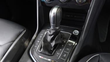 Mazda CX-5 vs Skoda Kodiaq vs VW Tiguan - Volkswagen Tiguan transmission