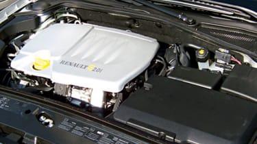 Renault Grand Espace engine