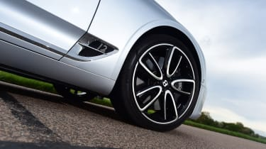 2018 Bentley Continental GT - wheel