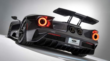 2020 Ford GT - rear static