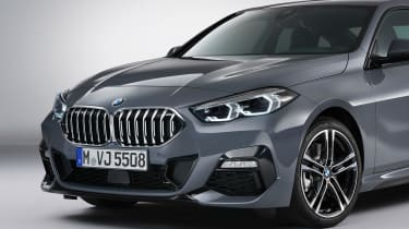 BMW 220d Gran Coupe  - front