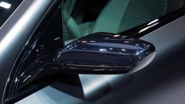 Kia Niro EV - CES wing mirror