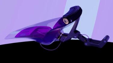 MG MAZE concept - zero-gravity seat