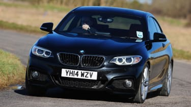 BMW 2 Series - best used coupes