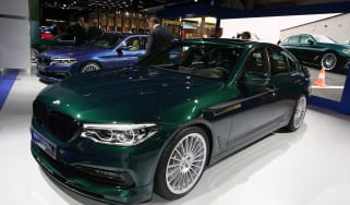 Frankfurt - BMW Alpina D5 S - front