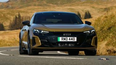 Audi RS e-tron GT - front cornering