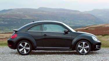 Used Volkswagen Beetle - side