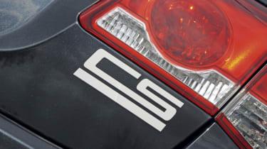 Chevrolet Cruze CS badge