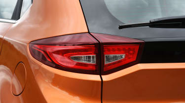 MG GS SUV 2016 - rear light