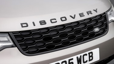 Land Rover Discovery - grille